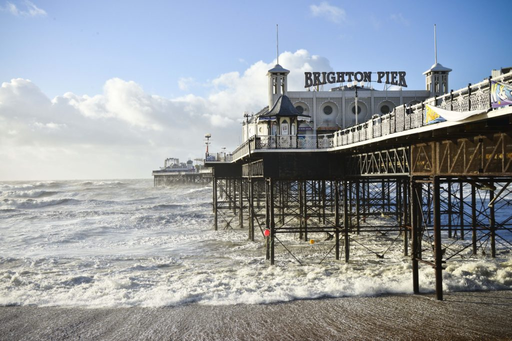 Brighton, not just a party town